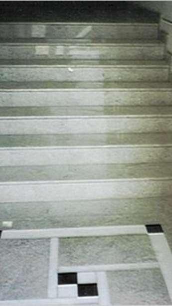 Foto Escadas em mármore e granito