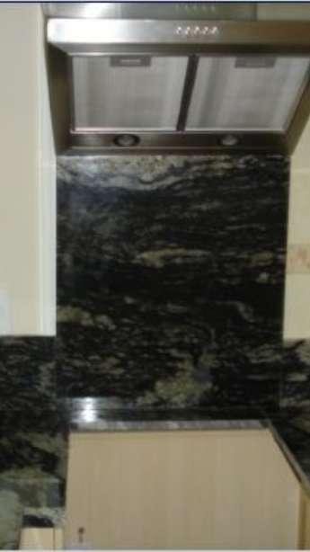 Foto Pias de cozinha em granito e mármore