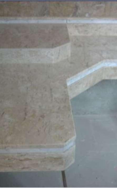 Banheiros em granito e mármore - Foto: 31