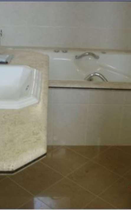 Banheiros em granito e mármore - Foto: 37