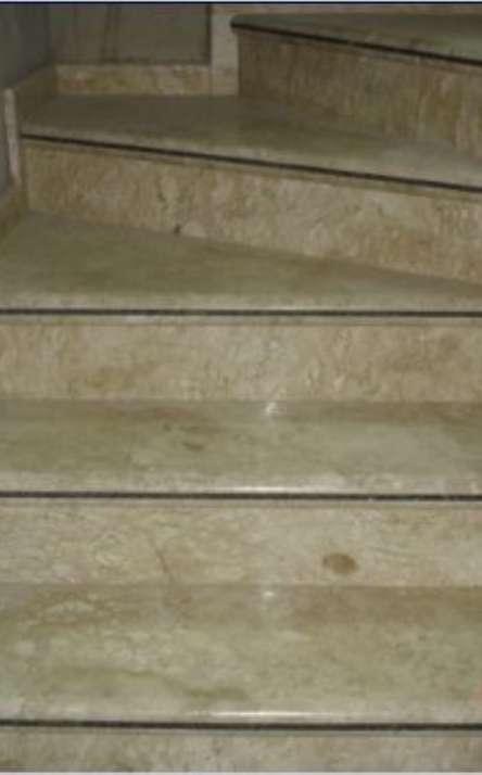Escadas em mármore e granito - Foto: 13