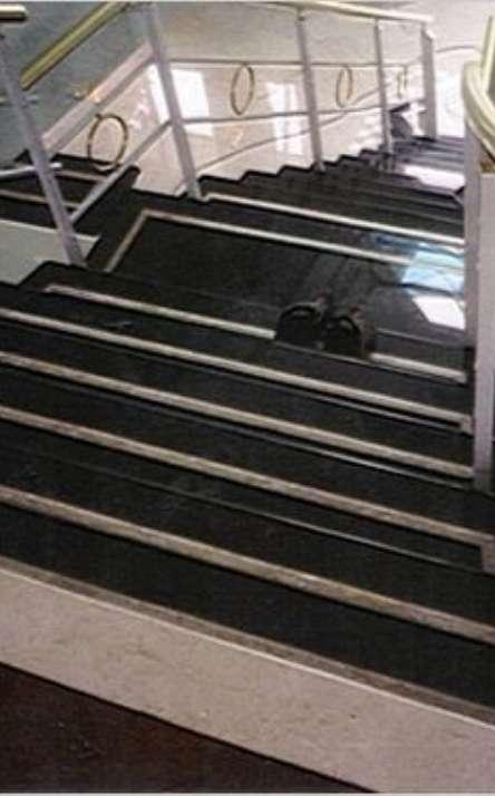 Escadas em mármore e granito - Foto: 3