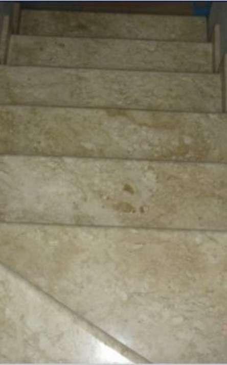 Escadas em mármore e granito - Foto: 12