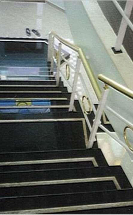 Escadas em mármore e granito - Foto: 2