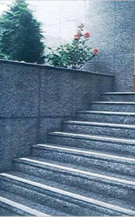 Escadas em mármore e granito - Foto: 8