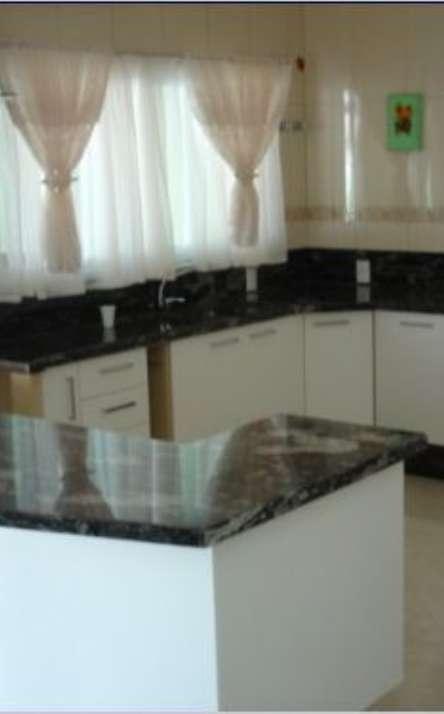 Pias de cozinha em granito e mármore - Foto: 9