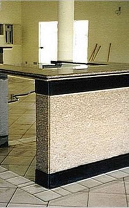 Pias de cozinha em granito e mármore - Foto: 2