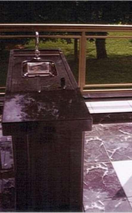 Pias de cozinha em granito e mármore - Foto: 8