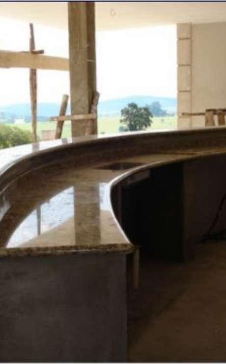 Balcões em Granito e mármore - Foto: 1