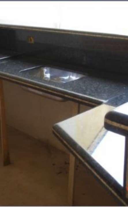 Balcões em Granito e mármore - Foto: 14