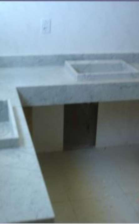 Banheiros em granito e mármore - Foto: 28