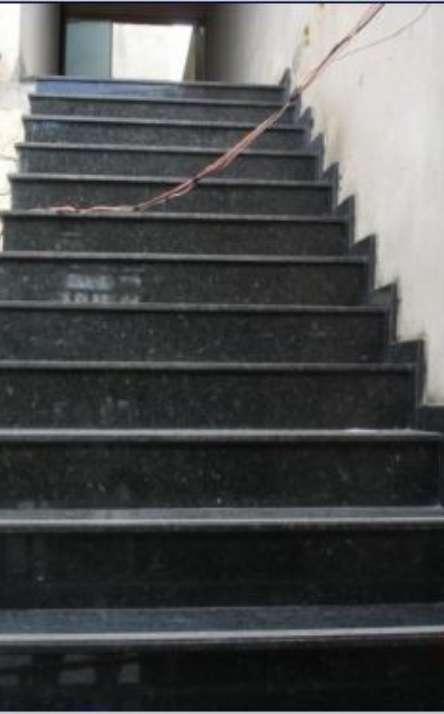 Escadas em mármore e granito - Foto: 18