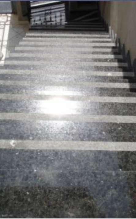 Escadas em mármore e granito - Foto: 15