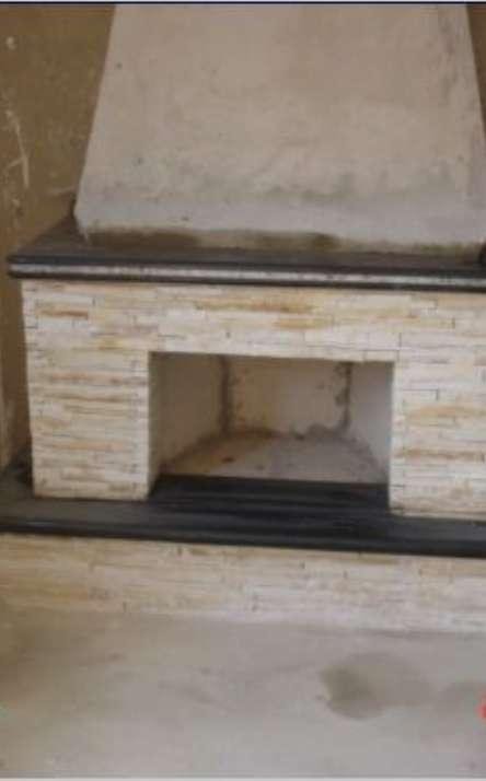Lareiras em mármore e granito - Foto: 13