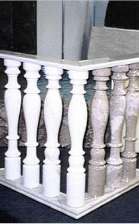 Peças especiais em mármore e granito - Foto: 2