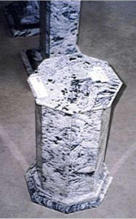 Peças especiais em mármore e granito - Foto: 3