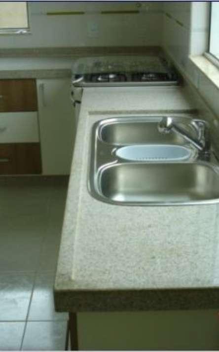 Pias de cozinha em granito e mármore - Foto: 16
