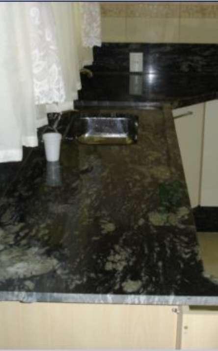 Pias de cozinha em granito e mármore - Foto: 11